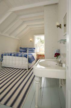 Marthas Vineyard Bedroom - traditional - bedroom - boston - Schranghamer Design Group