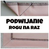 podwijanie-rogu Entryway Tables, Diy And Crafts, Sewing, Diy Ideas, Dressmaking, Couture, Stitching, Craft Ideas, Sew