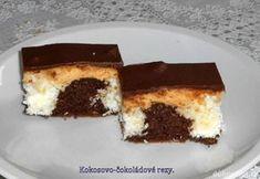 Fotorecept: Kokosovo-čokoládové rezy Tiramisu, Cooking, Ethnic Recipes, Kitchen, Basket, Tiramisu Cake, Kitchens, Cuisine, Cucina