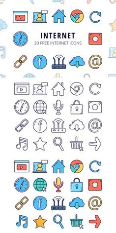 We publish Internet Vector Free Icon Set Design Ios, Flat Design Icons, Icon Design, Flat Icons, Internet Icon, Internet Logo, Icons Web, Vector Icons, Doodles