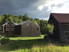 La casa granero / Sigurd Larsen