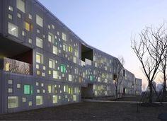 A Kindergarten in Jiading by Atelier Deshaus