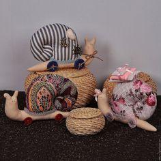 Купить Улитка - улитка Тильда, улитка в подарок, улитка ручной работы, улитка…