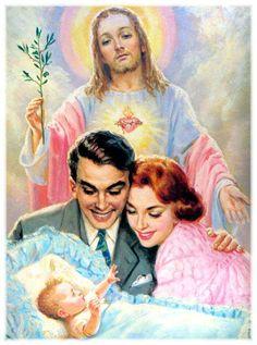 """2ª Promessa: """"Eu darei aos devotos de meu Coração todas as graças necessárias a seu estado."""""""