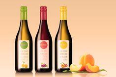 Diseño de etiquetas para vino aromatizadoTarrakuna Drinks. Cliente/Marca:Tarrakuna Wines Sector:Bodega de vinos Categoría:Identidad Corporativa, Diseño, Packaging.