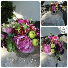 Kompozycja kwiatowa,stroik,dekoracje