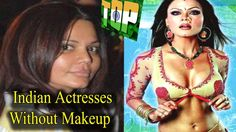 32 Shocking Pictures Of Indian Actresses Without Makeup