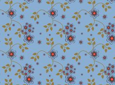 """CERULEAN DAISY"" by clairyfairy. Bedding in organic cottons. Cushions in linens. Upholstery in heavy duty twill."