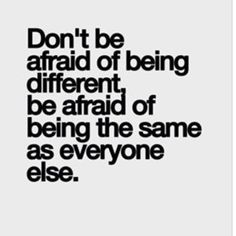 Reposting Dont be afraid of being Diffrent. Dont be afraid of what Society defines of you, your talents your personality. Quotes To Live By, Me Quotes, Motivational Quotes, Inspirational Quotes, Ptsd Quotes, Jealousy Quotes, Random Quotes, Strong Quotes, Happy Relationship Quotes