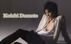 Koichi+Domoto | Koichi Domoto Wallpaper