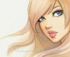 Sketchbook Drawing 2 | Artwork by Gabrielle
