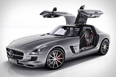 Nope, this isn't a better version of the SLS AMG. Well, okay, technically it is, but it's really just the replacement for MB's gull-winged supercar. The 2013 Mercedes-Benz SLS AMG GT ($TBA) bests its predecessor by 20 hp thanks to additional tuning of the 6.2L V8, making it a tenth quicker in the sprint from 0-60 mph — it now takes just 3.6 seconds — and also features new AMG Adaptive Performance Suspension, new, optional designo style interior packages...