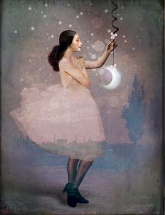 "♥ ""The Magic ribbon"" - Catrin Welz-Stein"