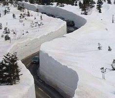 Winter in Kärnten (Austria)