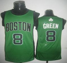 d16e6bce0 Boston Celtics Jersey  33 Larry Bird Larry Legend Nickname Revolution 30  Swingman Green Jerseys Jeff