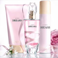 Mother's Day Gifts - Dreams Set - All 3 For £12 from www.my.avon.uk.com/steveandlouise