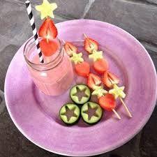 Bildresultat för fruktspett barnkalas