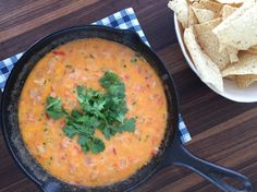 Queso Dip With Tequila By Rick Bayless Recipe - Food.com