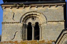 Eglise Sainte-Benoîte .Falvy (Somme) -  Picardie