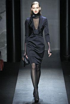 Sfilata Salvatore Ferragamo Milano - Collezioni Autunno Inverno 2009/2010 - Vogue