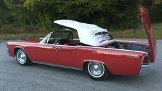 crazyforcars: Lincoln Continental, doors open,...