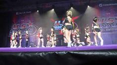 Mini's at US Finals | HotCheer All-Stars| Cheerleading| Pittsburgh, PA