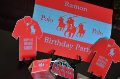 Kids Polo  Party Plus