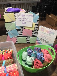 Book a LuLaRoe party pick a prize to be redeemed at your party!