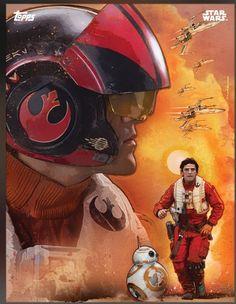 Une tonne de visuels promotionnels pour Star Wars : The Force Awakens | SyFantasy.fr