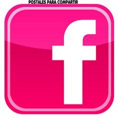 Postales Para Compartir.: PINK ROSA FACEBOOK