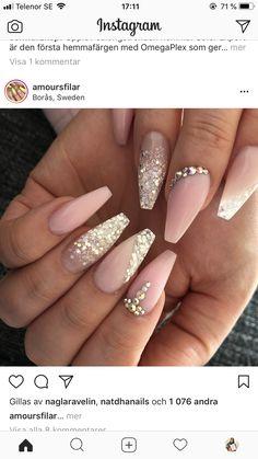 love my pins? f⃣o⃣l⃣l⃣o⃣w⃣❙ sbabe love my pins? f⃣o⃣l⃣l⃣o⃣w⃣❙ sbabe & & The post love my pins? f⃣o⃣l⃣l⃣o⃣w⃣❙ sbabe & gel nägel ideen appeared first on Nails . Glam Nails, Bling Nails, Beauty Nails, Pink Bling, Cute Acrylic Nails, Cute Nails, Pretty Nails, Dimond Nails, Hair And Nails