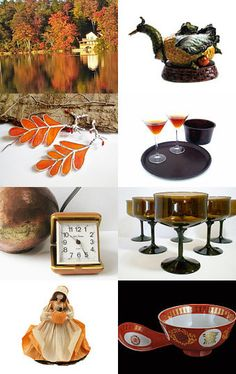 autumn sunset by Pam on Etsy--Pinned with TreasuryPin.com