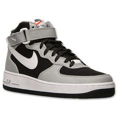 super popular f5b0b e273f Men s Nike Air Force 1 Mid Casual Shoes