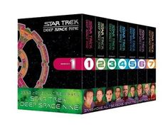 Star Trek Deep Space Nine The Complete Series (DVD)