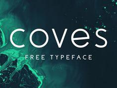 Coves Free Font - http://freebiesjedi.com/2016/11/coves-free-font/