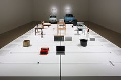 naoto fukasawa takes a closer look at the boundary between kogei (craft) and design Exhibition Display, Exhibition Space, Naoto Fukasawa, Japan Design, Display Design, Architecture Design, Furniture Design, Closer, Indoor