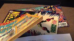 Grading Tutorial - Lesson 15 Comic Book Grading, Investing, Comic Books, Teaching, Activities, Comics, Learning, Comic Book, Education