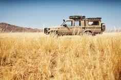 Land Cruiser Crew Cab