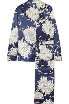 Pyjama en soie pour b/éb/é gar/çon et fille avec boutons /à manches longues Motif dessin anim/é