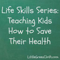 Norwex Teaching Kids
