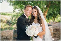 Wedding & Floral Design: Floret Couture | Kyle & Rachel | Wilson Creek Winery, CA | Analisa Joy Photography | San Diego, CA Wedding