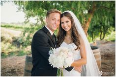Wedding & Floral Design: Floret Couture   Kyle & Rachel   Wilson Creek Winery, CA   Analisa Joy Photography   San Diego, CA Wedding