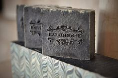 Steam Soap - great manly stocking stuffer