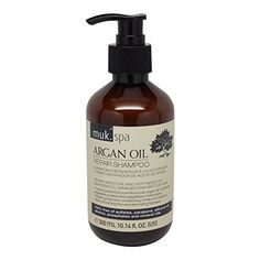 Muk Haircare  Spa Argan Oil Repair Shampoo 101 Ounce * You can get additional details at the image link.(This is an Amazon affiliate link and I receive a commission for the sales)
