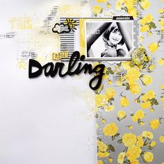 Darling - by Nine - Au bout de mes doigts by Nine