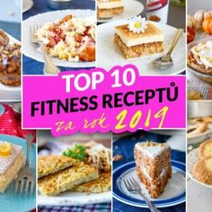 Nejlepší fitness recepty za rok 2019 Agar, Fitness, Cereal, French Toast, Breakfast, Food, Morning Coffee, Meal, Essen