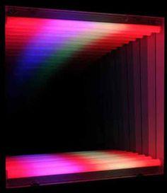 Chul Hyun Ahn's illusions of colour and shape