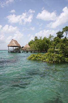 Laguna Bacalar, Costa Maya, Quintana Roo, Mexico