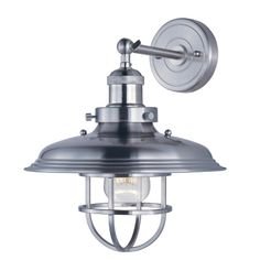 Maxim Mini Hi Bay 25091 Wall Sconce