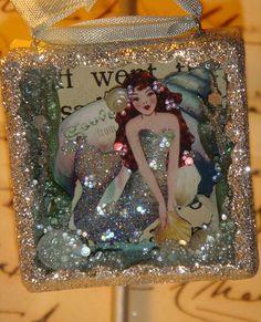 Shadow Box Ideas mermaid - Yahoo Image Search Results